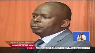 Monday Night News: Three Former Nyeri County Officials Face Graft Case,26/9/2016