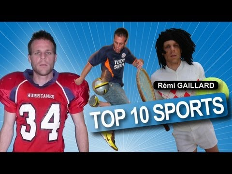 Remi Gaillards Top 10 Sports