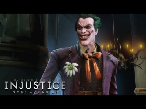 Injustice Chapter 4 - The Joker