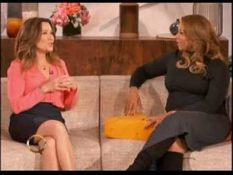 Mary McDonnell on The Queen Latifah Show 1/6/14
