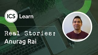 From Restaurant Manager to Accounting Technician | Anurag's Review | ICS Learn Real Stories