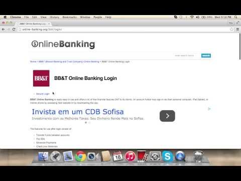 Bb t bancário on-line