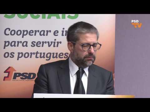 Sessão com Autarcas do Fórum das Políticas Sociais em Braga