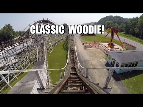 POV - Camden Park's Big Dipper is a true classic! Check out this roller coaster POV! Filmed & edited by Robb Alvey - http://www.themeparkreview.com Follow us on: Facebook: http://www.facebook.com/them...