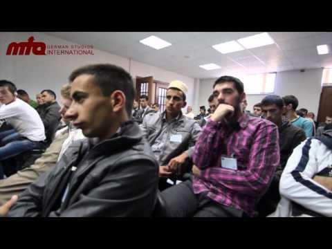 Die Jalsa Salana der Ahmadiyya Muslim Jamaat in Albanien 2011