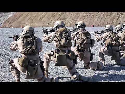 Marines Combat Pistol Program & Close-Quarters Marksmanship