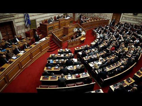 Ξεκίνησε στην Ολομέλεια η διαδικασία κύρωσης της Συμφωνίας των Πρεσπών-Τι λέει η αντιπολίτευση…