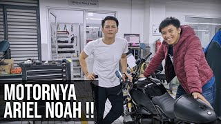 Video Intip Mewahnya Motor Milik Ariel Noah MP3, 3GP, MP4, WEBM, AVI, FLV Januari 2019