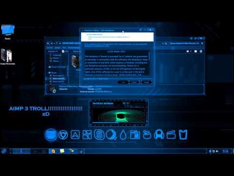 Temas para windows 7 - Click en Mostrar Mas---------------------------------- LINK PARTE 1: https://mega.co.nz/#!bR80AAgL!Tach6CEQbeFyZPdLsXzgqkO6Ua...