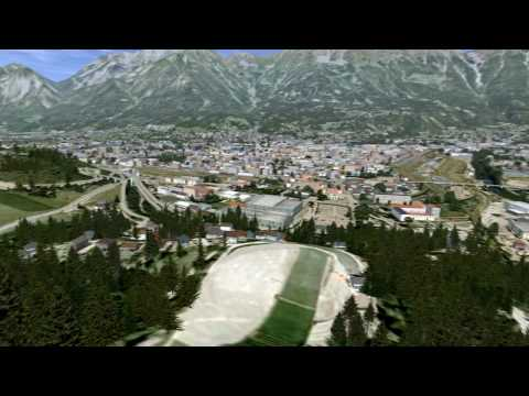 aerosoft - Produced by Xavier Piquemal - Experience Innsbruck airport, one of the most challenging airports in Europe. Every building is recreated with great attention ...
