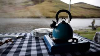 The Kettle is on! Alba trips in Scotland