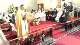 Homily of HE the Maronite Archbishop Youssef Soueif in the Feast of St Maroun, 2.2.2014