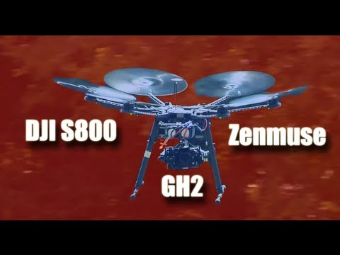 bugilt - A short show reel of aerial footage from a GH2 on a Zenmuse hanging from a DJI S800. Multirotors have become popular platforms for aerial photography and vid...