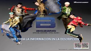 Ve el vídeo aquí: http://www.youtube.com/watch?v=zins60w8NIs&feature=plcphttp://www.dailymotion.com/video/xra7ci_big-bang-monster-sub-espanol-hangul-r...Descarga: http://www.mediafire.com/?c9uu8wi53bicrmfNo olviden ver el vídeo oficial aquí: http://www.youtube.com/watch?v=btDd9rOlc2k&feature=g-all-fComo algunos se habrán dado cuenta mi vídeo de Monster fue bloqueado, creo que tal vez en algunos días YG quitara la restricción y el vídeo podrá subirse a youtube sin ser bloqueado, eso pasa mucho con YG, bloquean algún vídeo por unos días y después lo desbloquean. Por el momento tendré que borrarlo de aquí, pero en cuanto vea que ya lo puedo subir, lo haré.La calidad en dailymotion no es muy buena ya que no tengo la cuenta adecuada para subir en HD, pero sólo para ver esta bien, y el link de descarga es para el vídeo en HD.Espero que les guste, hice lo mejor que pude porque ya saben que Big Bang son mi vida.