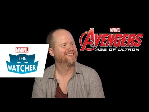 age - Subscribe to Marvel: http://bit.ly/WeO3YJ Lorraine Cink heads over to Avengers S.T.A.T.I.O.N. at Discovery Times Square to talk with Writer/Director, Joss Whedon, about