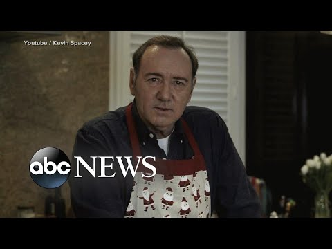 Kevin Spacey accuser says he recorded alleged assault: Police