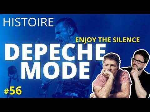L'histoire de ENJOY THE SILENCE de DEPECHE MODE (feat. Octave Noire) - UCLA