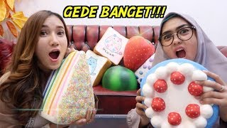 Video WOOOWW!! SQUISHY PALING BESAR DI DUNIA!!! Terbaik 🌹❤️ MP3, 3GP, MP4, WEBM, AVI, FLV Juni 2019