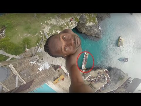 7 САМЫХ зрелищных и СМЕРТЕЛЬНЫХ трюков снятых на камеру (видео)