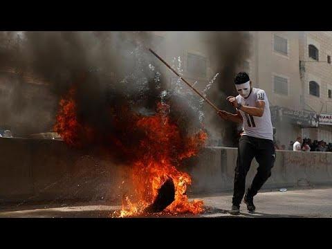 Gazastreifen: Mehr als 50 Tote bei Protesten