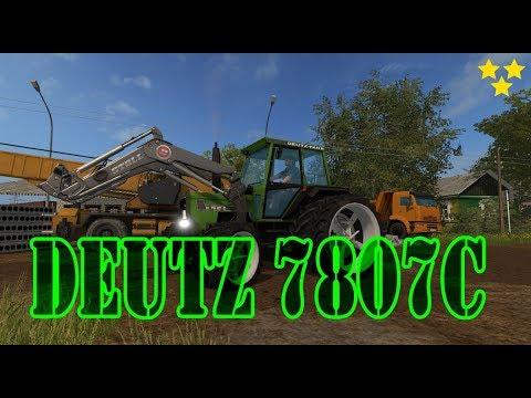 Deutz 7807c Fixed v2.1