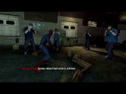 the amazing spider man 2 xbox one game