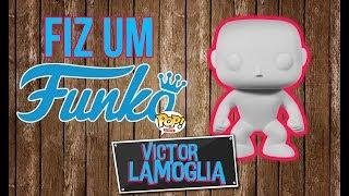 APRENDA A FAZER UM MOLDE DE FUNKO POP (DIY) - Victor Lamoglia