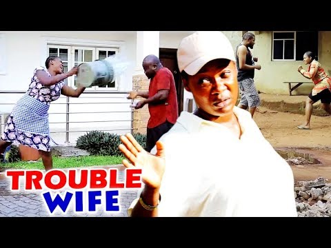 Trouble Wife Full Movie  - 2020 Mercy Johnson Latest Nigerian Nollywood Movie ll Trending Movie