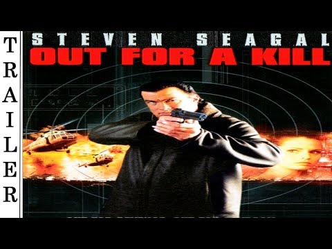 Out for a Kill (2003) - Trailer HD 🇺🇸 - STEVEN SEAGAL.