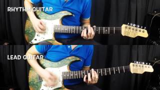 Planetshakers - This Is Our Time (Electric Guitar Cover & Tutorial with tabs)
