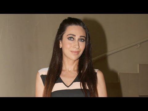 Being A Kapoor I Love To Eat : Karisma Kapoor