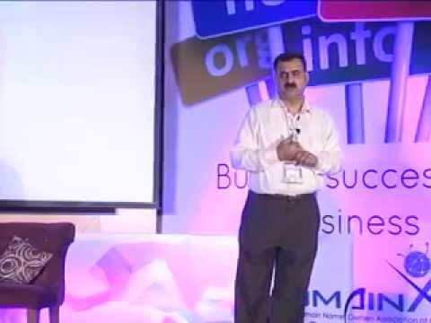 DomainX 2014 Pavan Duggal Session