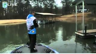 KVD - live coverage on day 3 of the Bassmaster Classic - pt. 2