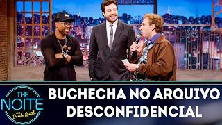 Arquivo desconfidencial com Buchecha  The Noite (16/08/18)