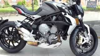 4. 2014 MV Agusta Brutale 800 Dragster 125 Hp 200+ Km/h 124+ mph * see also Playlist