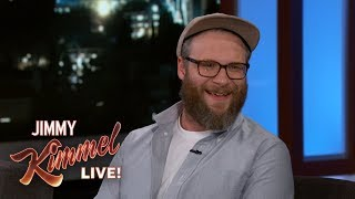 Download Video Jimmy Kimmel & Seth Rogen List Top 4 People to Smoke Weed With MP3 3GP MP4
