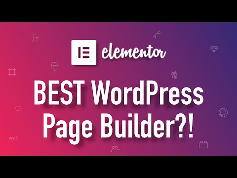 Elementor Review - Free WordPress Page Builder