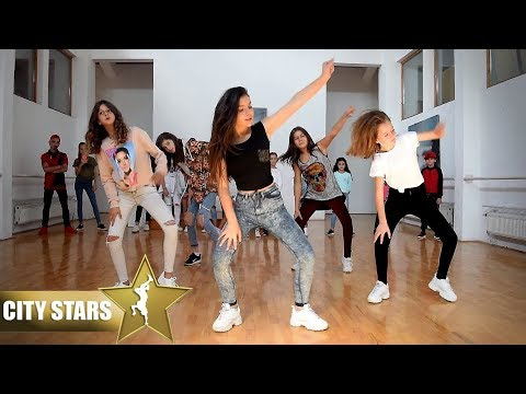 Tayna ft. Don Phenom - Columbiana ( City Stars Dance )
