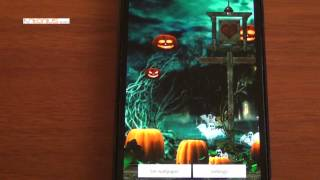 Halloween Live Wallpaper Free YouTube video