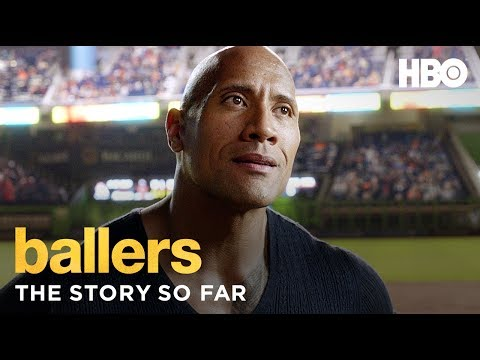 """Get Pumped Up for """"Ballers"""" Season 3 with The Rock"""