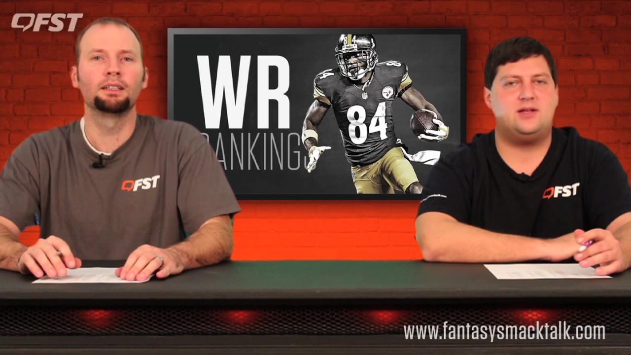 Fantasy Football Week 11 Player Rankings thumbnail