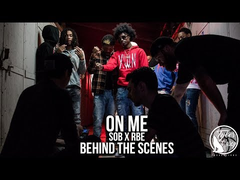 Behind the Scenes- On Me Sob X Rbe