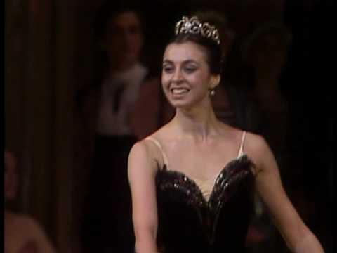 Nino (Nina) Ananiashvili - Odile Female Variation