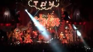 Abertura Toy Circus - The Week 10 anos