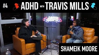 Shameik Moore is SPIDERMAN | ADHD w/ Travis Mills #4