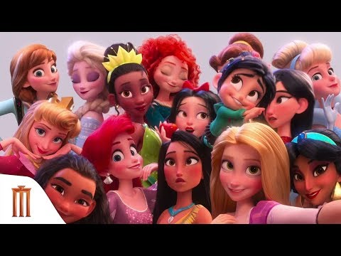 Ralph Breaks the Internet: Wreck-It Ralph 2 - Official Trailer 3 [ซับไทย]