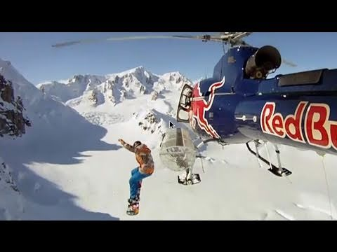 The Art of FLIGHT – snowboarding film trailer w/Travis Rice