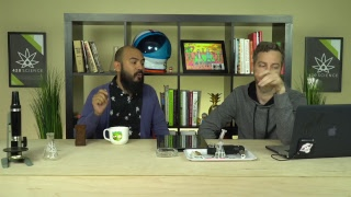 Wake and Bake LIVE! Recent cannabis news and session! by 420 Science Club