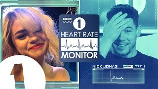 Video Nick Jonas HEART RATE MONITOR feat. Selena Gomez, Joe Jonas & Jack Black | STRONG LANGUAGE! MP3, 3GP, MP4, WEBM, AVI, FLV September 2018