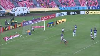 Gols do empate entre Cruzeiro e São Paulo pelo Campeonato Brasileiro 2014 Os gols de Cruzeiro 1 x 1 São Paulo 27/04/2014...